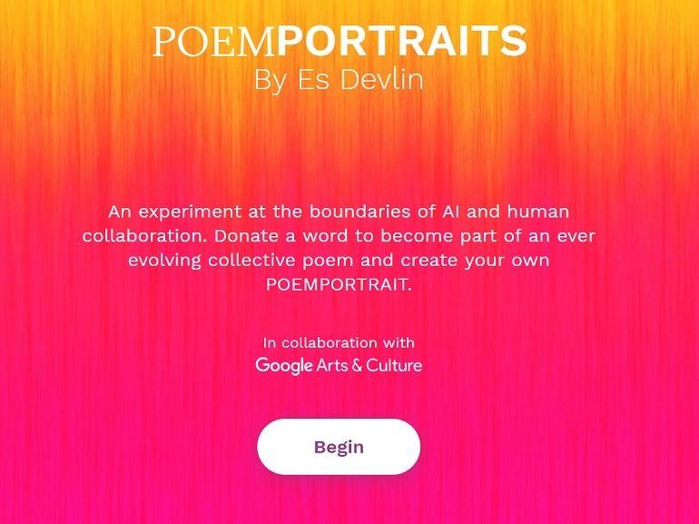 Cette IA est capable de vous écrire un poème
