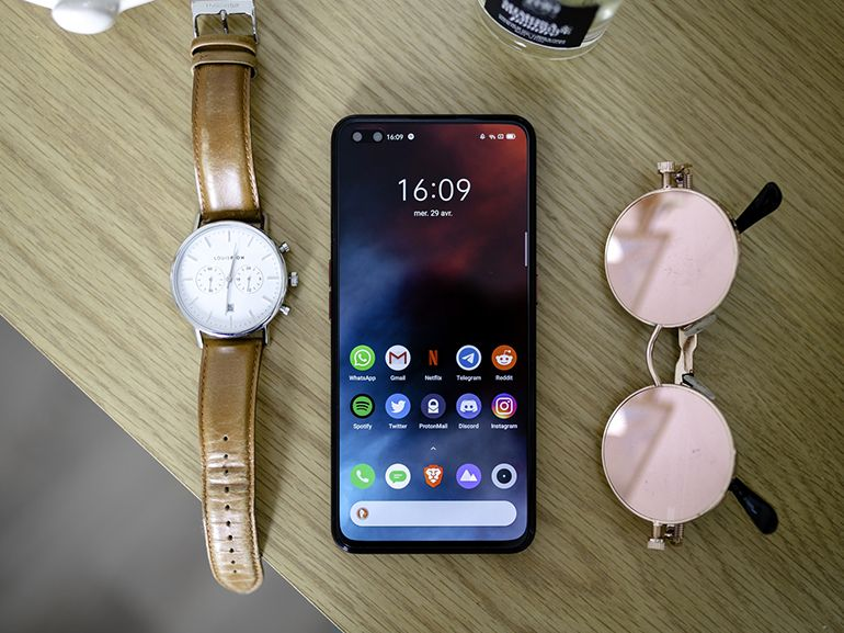 Test du realme X50 Pro 5G : un excellent rapport performances-prix