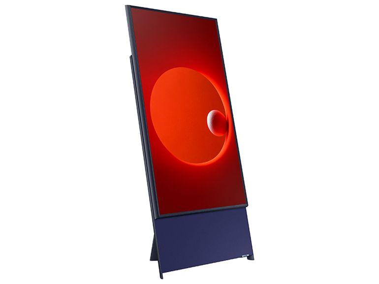 Samsung The Sero : un TV vertical pour les jeunes accros aux smartphones