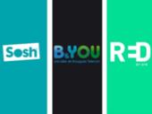 Forfait 100 Go à 15€ : RED, B&You, Sosh, nous avons sélectionné la meilleure promo