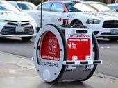 Franprix éxpérimente un robot-livreur conçu pour aider les personnes à mobilité réduite