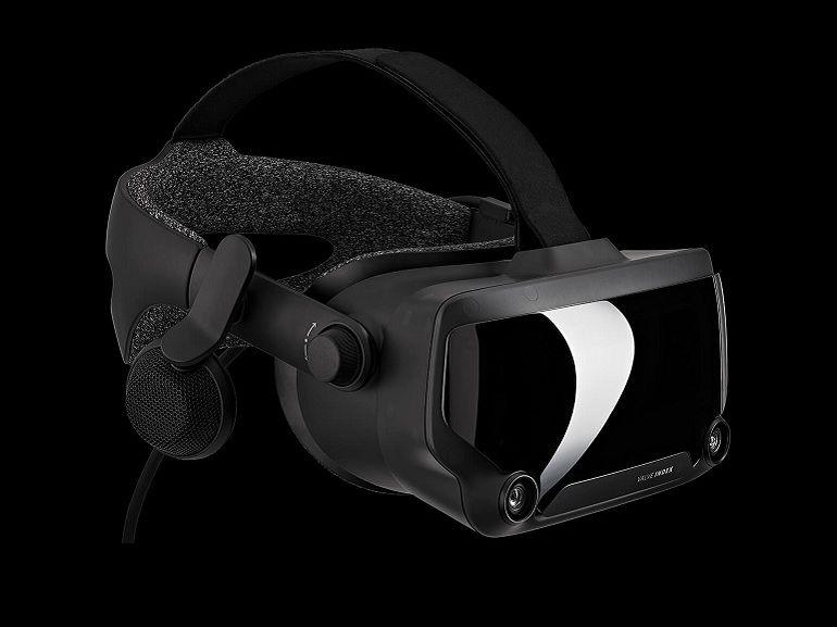 Valve Index : le casque de réalité virtuelle officiellement présenté en détail