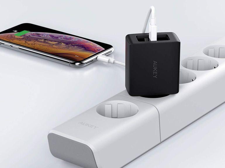 Bon plan : un chargeur secteur USB-C Power Delivery 3.0 18W à 9,99€