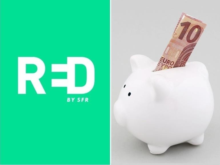 Le forfait mobile RED by SFR 30 Go à 10€ prendra fin demain
