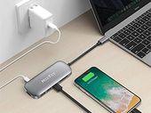Bon plan : un Hub USB-C 6 en 1 avec sortie Power Delivery à 29,24€
