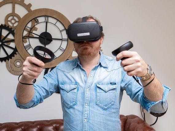 Test de l'Oculus Quest : la magie est dans le suivi