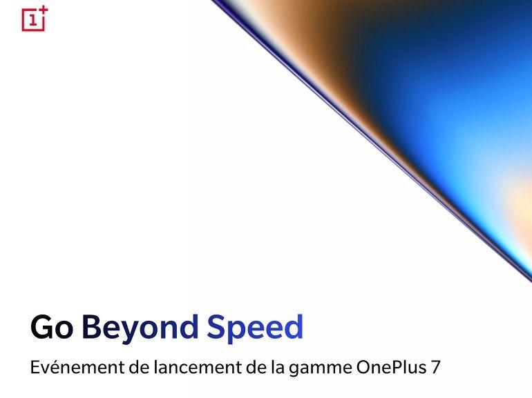 OnePlus 7 : comment suivre la conférence de présentation en direct ?