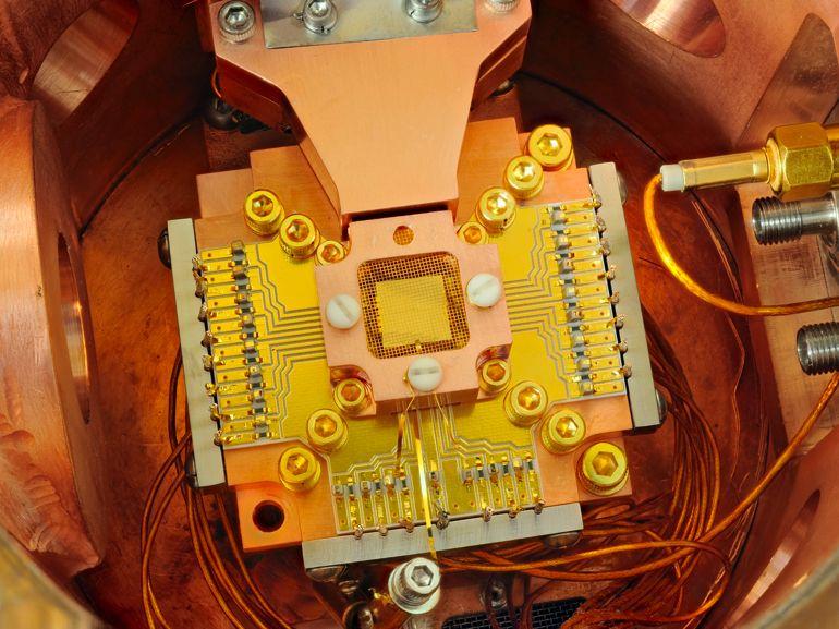 La construction d'un ordinateur quantique : au-delà des coups de pub, un joli casse-tête