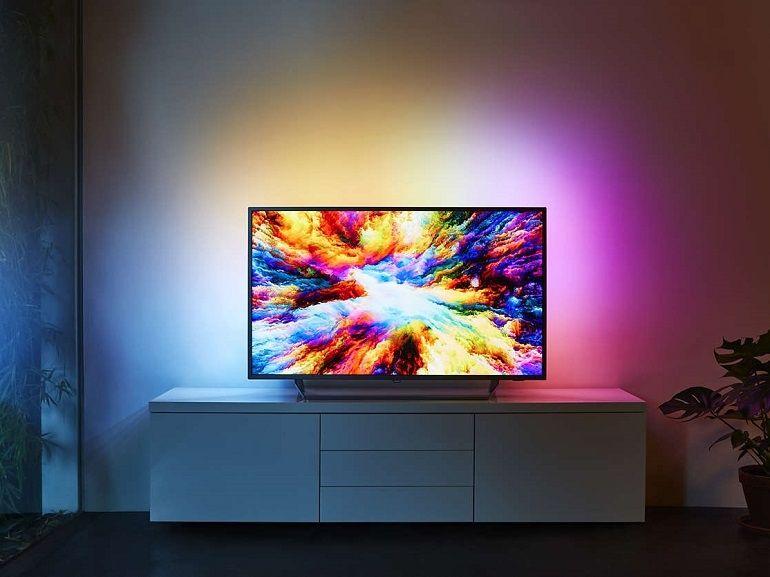 Bon plan : le TV 4K HDR Philips Ambilight de 65 pouces est à 849€ [-43%]