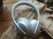 Bose Noise Cancelling Headphones 700 : la prise en main