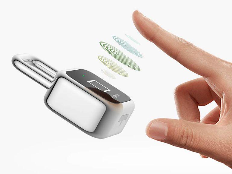 Bon plan : un cadenas connecté compatible Apple Homekit avec lecteur d'empreinte à 41,99€