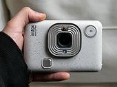 Prise en main du Fujifilm Instax Mini LiPlay, l'instantané qui ajoute du son à vos photos
