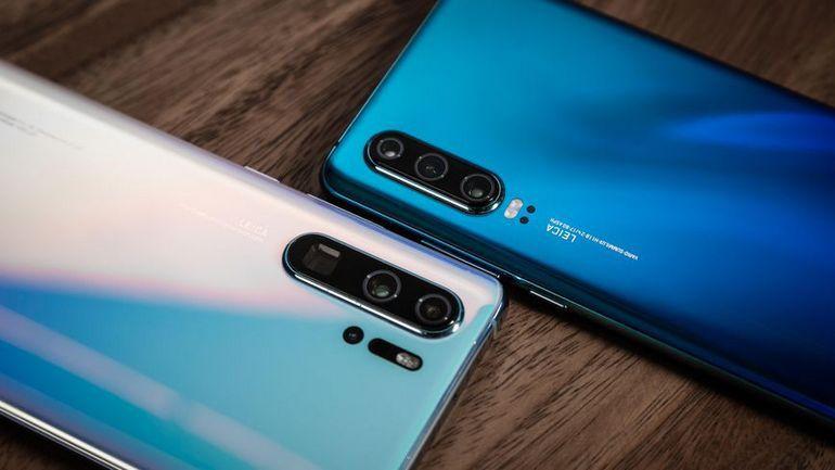 Huawei dément réduire la voilure sur la production de smartphones