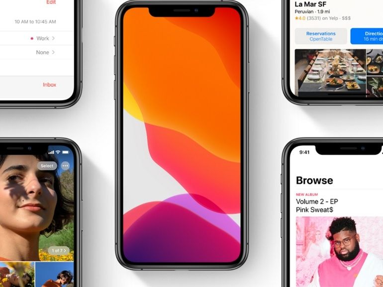 iOS 13 : les principales nouveautés et la liste des iPhone compatibles avant le lancement
