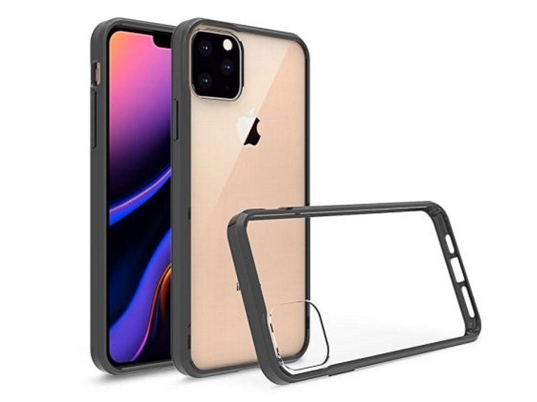 iPhone XI : une nouvelle fuite confirme le design et le triple capteur photo