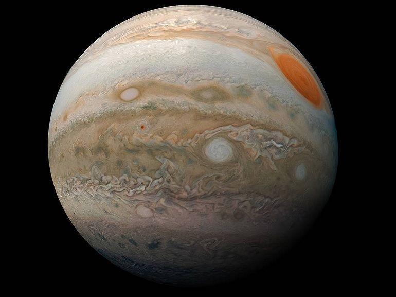 En juin, levez les yeux vers le ciel et admirez Jupiter