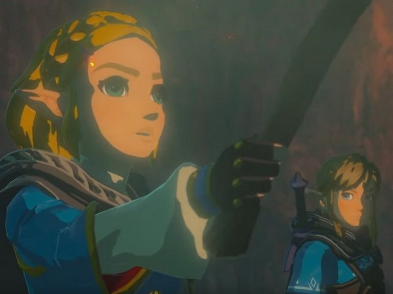 Nintendo annonce une suite à Zelda Breath of the Wild