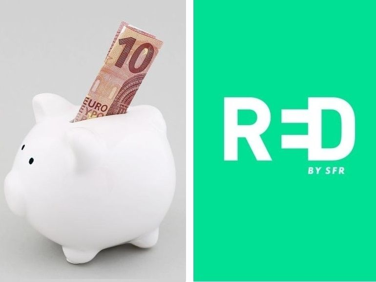 RED by SFR : le forfait mobile 40 Go à 10€ prendra fin lundi