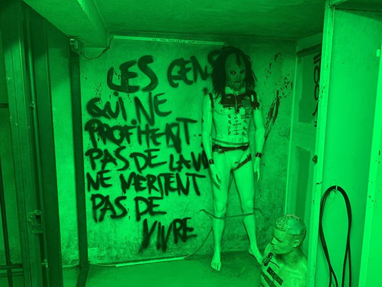 Idée de sortie à Paris, Instinct de survie l'escape game à la sauce SAW