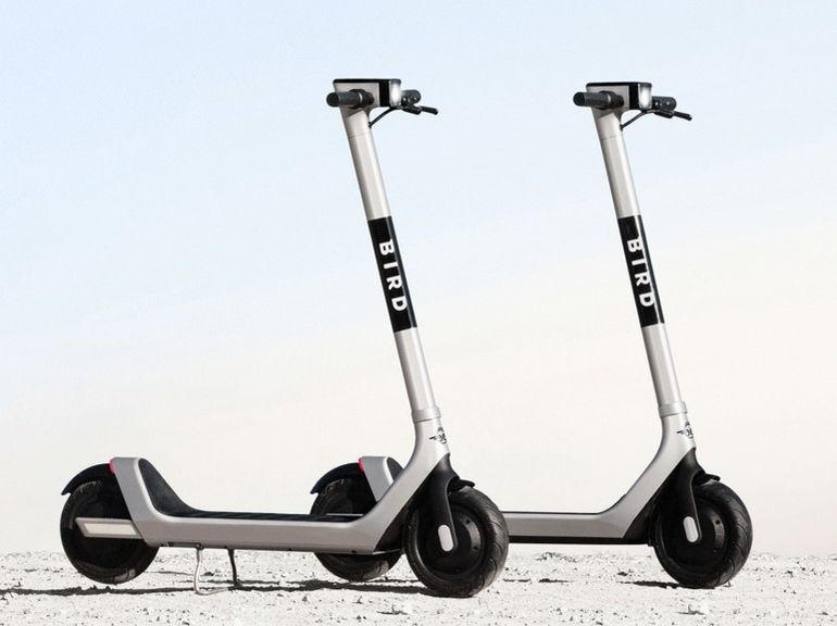Bird améliore l'autonomie de sa trottinette électrique en libre service avec la Bird 2
