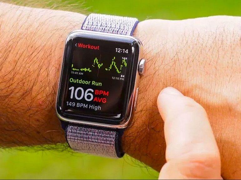 Un écran MicroLed pour la prochaine Apple Watch ?