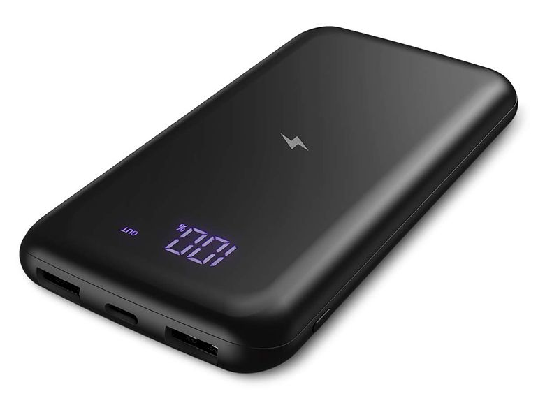 Bon plan : une batterie externe 10000 mAh 2en1 à induction et USB à 19,99€