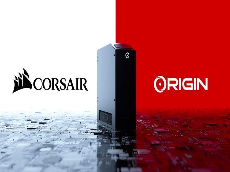 Corsair rachète Origin et accélère dans le PC gaming