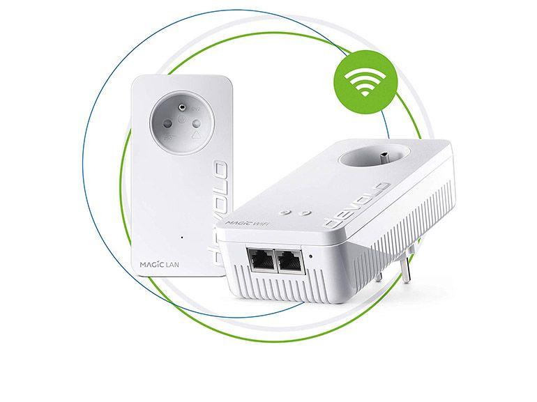 Test du Devolo Magic 2 Wifi : un CPL et Wifi mesh tout en simplicité