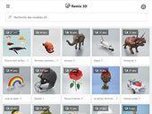 Microsoft programme la fin du service Remix3D.com