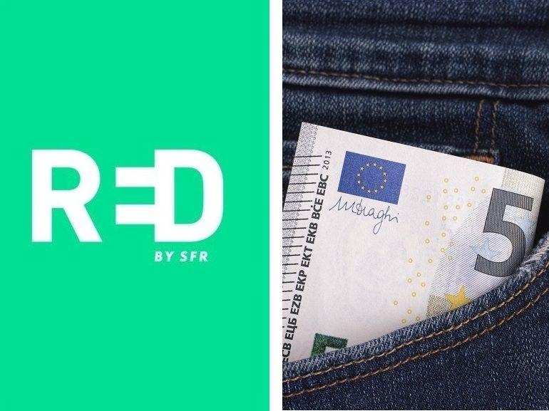RED by SFR : le forfait 5 Go à 5€ doit se terminer ce soir