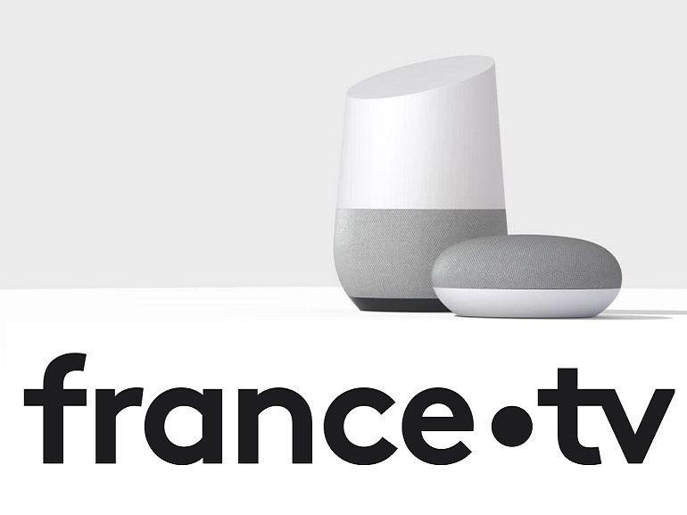 La plateforme vidéo France.tv est désormais compatible avec Google Assistant