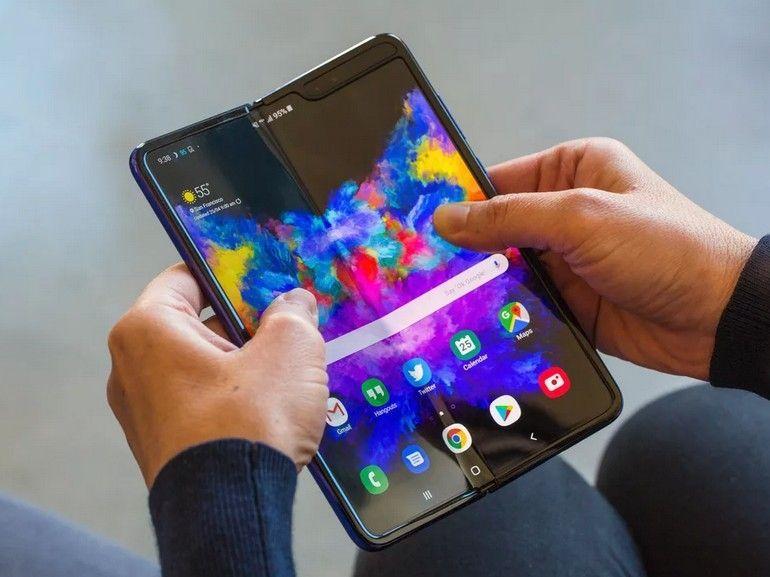 Samsung préparerait un nouveau smartphone pliable pour 2020