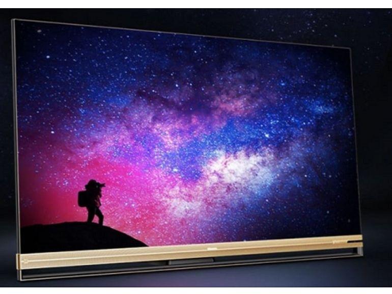 ULED XD : HiSense lance son téléviseur à double dalle en Chine