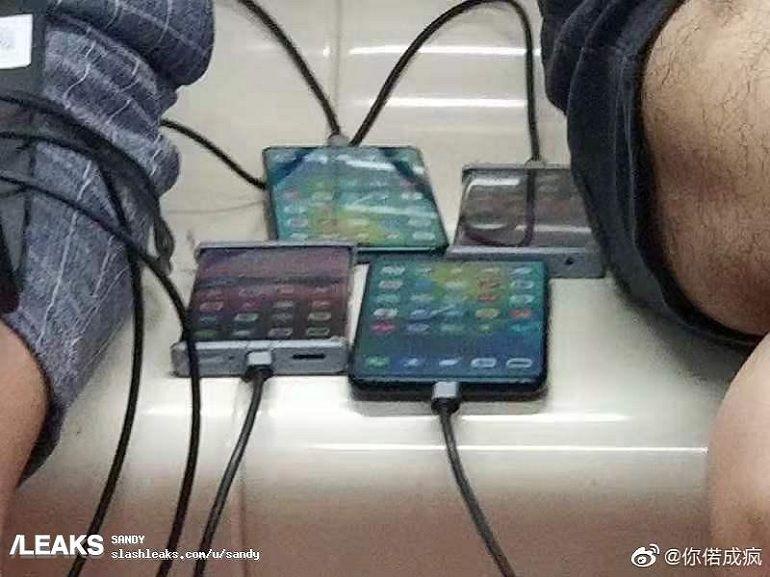 Le Huawei Mate 30 Pro aurait pris les transports en commun