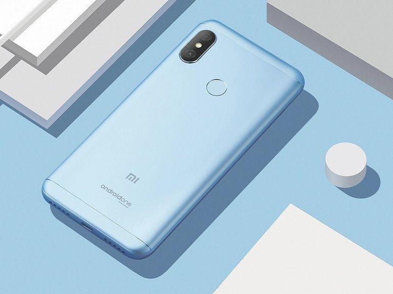 Bon plan : le Xiaomi MI A2 Lite (32 Go) passe à 110€, seulement
