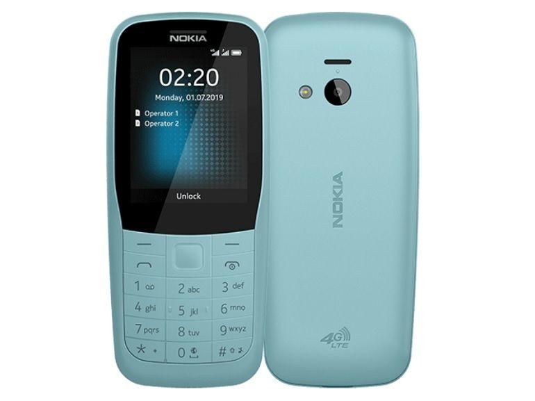HMD Global dévoile les Nokia 220 4G et Nokia 105, des téléphones à partir de 20€