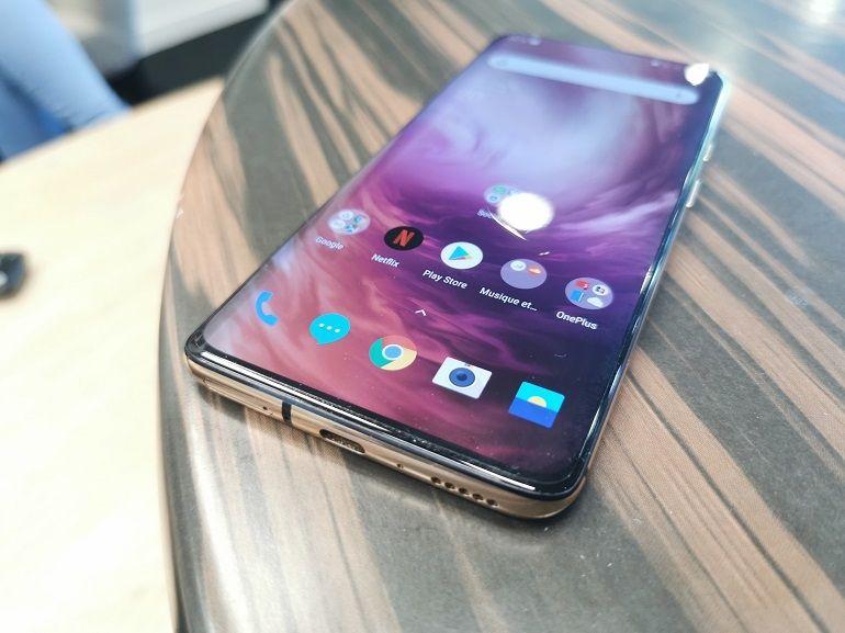 Le prochain smartphone de OnePlus aura un écran 90Hz et coûtera moins cher que le OnePlus 7 Pro