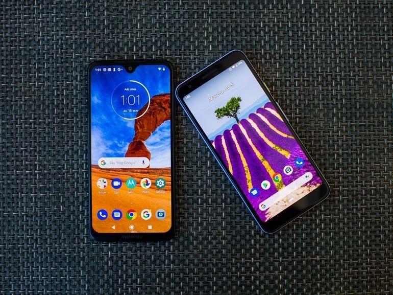 Google Pixel 3a vs Motorola Moto G7 : lequel de ces deux smartphones choisir ?