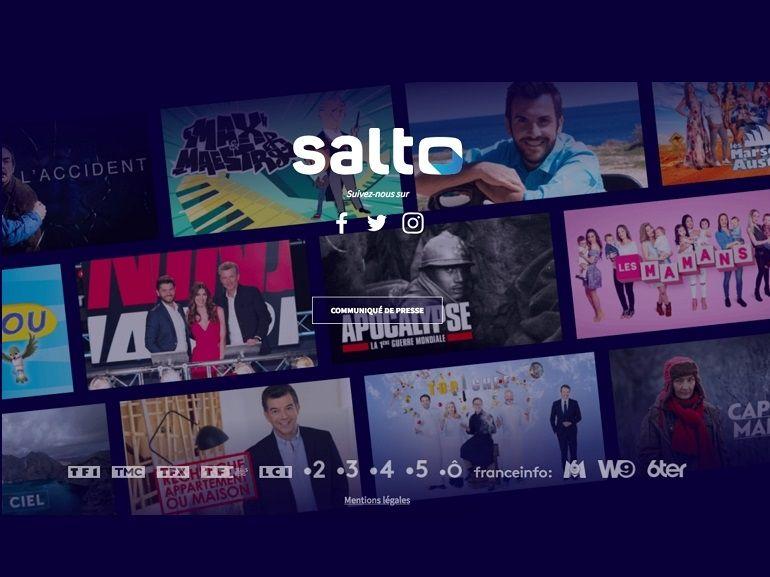 Salto : France TV, M6 et TF1 pourraient investir trois fois plus que prévu