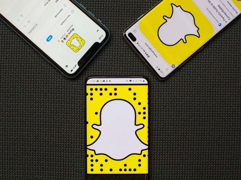 Snapchat regagne du terrain grâce à sa nouvelle appli Android