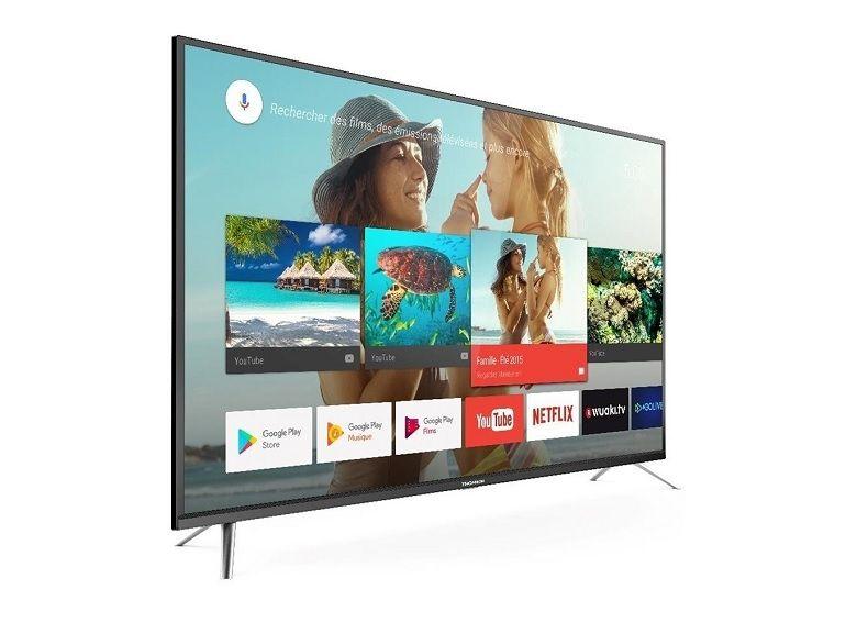 Bon plan : Smart TV Thomson, 55 pouces 4K UHD à 399€ au lieu de 699 chez Darty