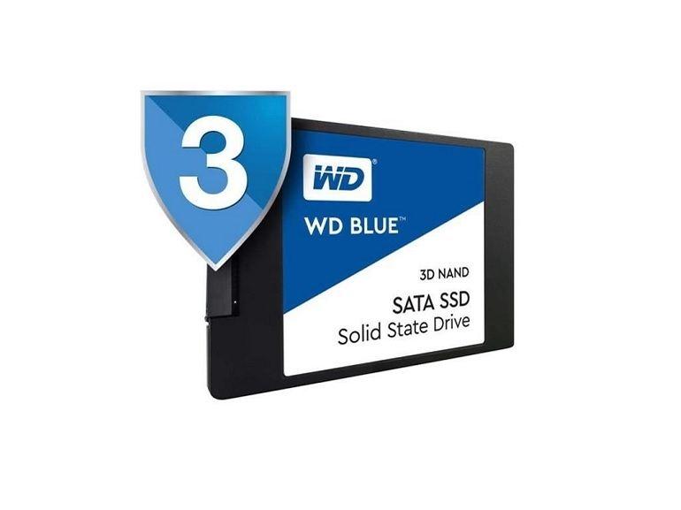 Bon plan : SSD WD 250 Go, 3D Nand à 29,99€ [-25%]