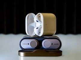 Apple AirPods 2 vs Sony WF-1000XM3 : le grand match des écouteurs True-Wireless