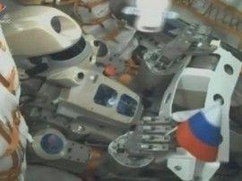 Fedor, le robot humanoïde russe un peu flippant, est en route vers l'ISS
