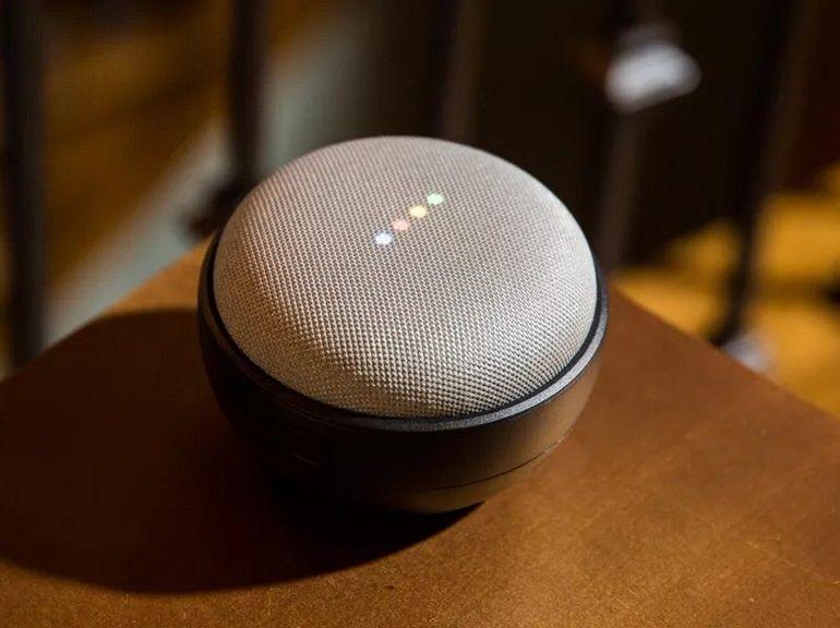 Nest Mini : Google s'apprêterait à remplacer son enceinte intelligente Home Mini