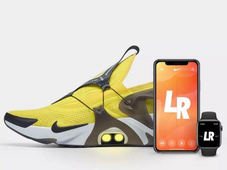 Nike Adapt Huarache : vous pourrez demander à Siri de desserrer vos baskets !