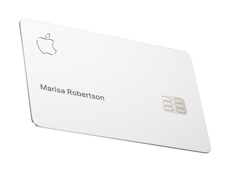 L'Apple Card est disponible aux Etats-Unis
