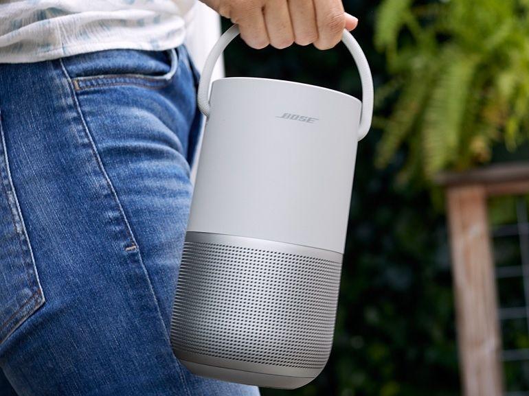 Bose dévoile sa Portable Home Speaker avec Alexa et Google Assistant