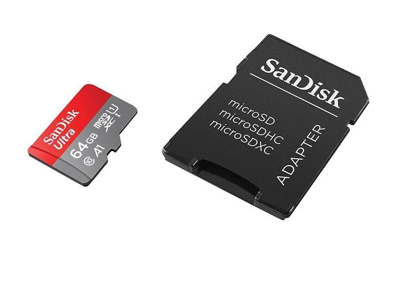 Bon plan : la carte microSDXC 64 Go SanDisk passe à 7,97€ chez Amazon