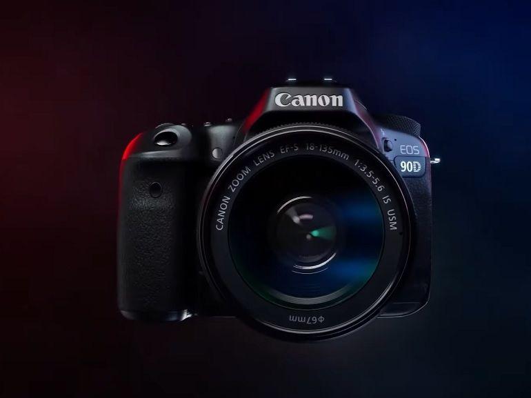 EOS 90D et M6 Mark II : après la fuite, Canon officialise les deux boîtiers